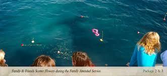 scattering ashes at sea ash scattering company burials at sea memorial service la