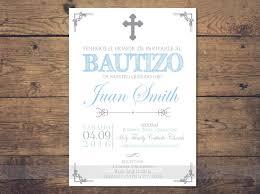 baptism invitations in spanish marialonghi com