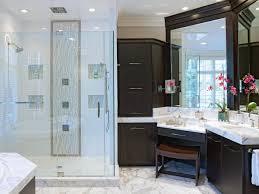 photos hgtv small bathroom vanity with makeup area tsc