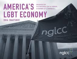 Chamber Flag First Ever U0027america U0027s Lgbt Economy U0027 Report Suggests Lgbt