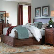 daniel s amish lewiston storage bed belfort furniture