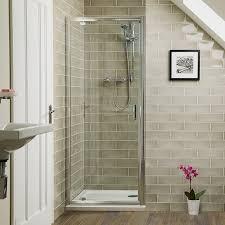 Pivot Shower Door 900mm Aqualine 6mm 900 Pivot Shower Door