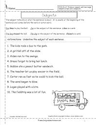 printables sentence corrections worksheets eatfindr worksheets