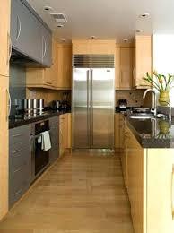galley kitchen lighting ideas fascinating galley kitchen light fixtures door refrigerator