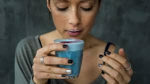 algar owner taste test melbourne s blue algae latte