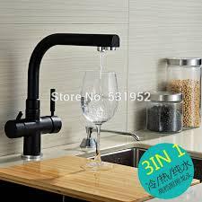 bronze kitchen faucets brand new solid brass black bronze kitchen faucet spout