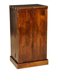 buy fabindia brown mango bar cabinet online fabindia com