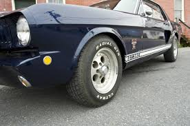 1965 mustang parts 1965 ford mustang blue coupe 302 v8 automatic le mans stripes many