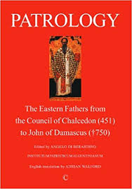 Council Of Chalcedon 451 Ad Amazon Com Patrology The Eastern Fathers From The Council Of