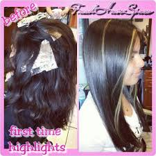 11 years old that has highlights at the bottom of their hair the 25 best pickaboo highlights ideas on pinterest peekaboo