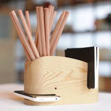 Wooden Desk Accessories Wood Whale Modern Desk Accessories The Utility Collective