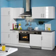Preisg Stige K Henzeile Moderne Komplett Küche Cando In Weiß Anthrazit Pharao24 De