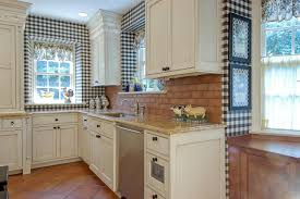 red brick kitchen backsplash red brick herringbone cooktop