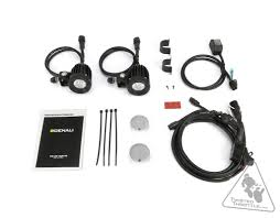 denali d2 2 0 trioptic led light kit with datadim technology