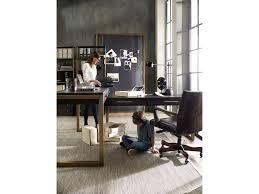 Tall Writing Desk by Hooker Furniture Curata Tall Modern Wooden Writing Desk Olinde U0027s