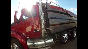 2014 kenworth new 2014 kenworth t880 vocational truck dump truck truck