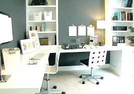 cool home office desk cool home office desks corner desk ideas 2 person within double 19