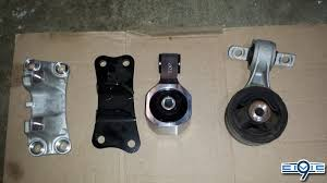 honda civic si torque diy 2012 civic si hasport rear motor mount installation 9th