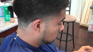 difference between tapered and straight haircut bald taper blowout taper youtube