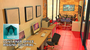chambre r rig architecture autodesk container office rigging tutorial