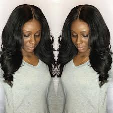 weave no leave out hairstyle brazillian best 25 full head sew in ideas on pinterest long sew in red