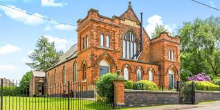 property of the week former methodist church now spacious family home
