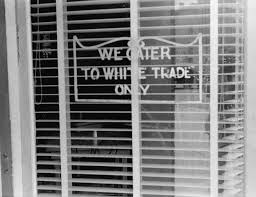 black and white pictures of photos racial segregation in the united states