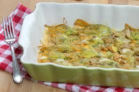 ricette con fiori di zucchina al forno fiori di zucca alici e mozzarella ricetta al forno
