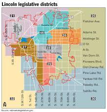 Lincoln Ne Map Three Candidates Seek Southwest Lincoln Legislative Seat