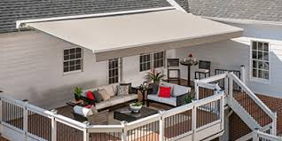 Contemporary Retractable Awnings Retractable Awnings And More From Solair Shade Solutions Solair