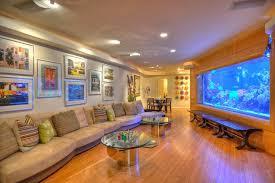 Aquarium Room Divider United Kingdom Built In Aquariums Living Room Contemporary With Tv
