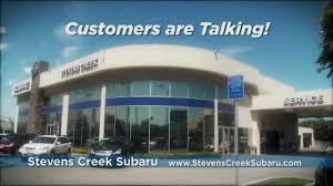 lexus stevens creek oil change stevens creek subaru testimonial commercial youtube