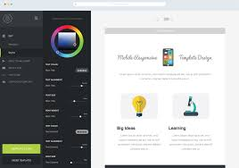 mailninja builder mailchimp drag and drop email template editor