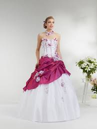 robes de mari e bordeaux robes de mariée couture 2015