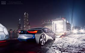 Bmw I8 Night - bmw i8 iphone wallpaper wallpapersafari