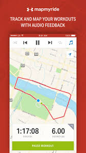 Map My Running Route by The 5 Best Cycling Apps For Iphone
