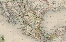 Map Of Mexico And Texas by Mexico California And Texas 1851 U2013 Save Texas History U2013 Medium