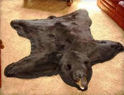 Fake Lion Skin Rug With Head Exotic Bear Skin Rug Today