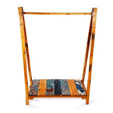 reclaimed wood coat rack wayfair
