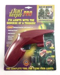 fixing christmas tree lights light keeper pro complete tool for fixing christmas tree lights