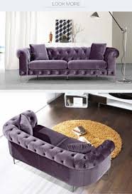 Fabric Chesterfield Sofa Bed by Purple Color Fabric Sofa Sofa Style New Arrival 2016 Buy