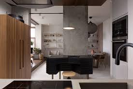 Interior Columns For Homes Concrete Finish Studio Apartments Ideas U0026 Inspiration