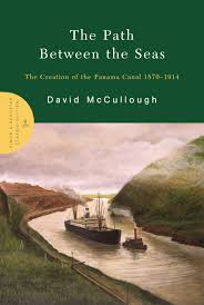 the path between the seas book by david mccullough official