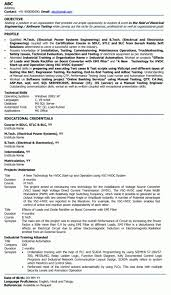 Resume Samples For Freshers Engineers by Incredible Sample Resume For Freshers Engineers Resume Format Web