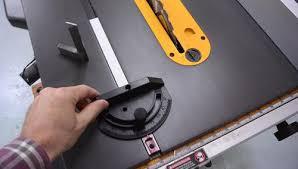 dewalt jobsite table saw accessories making a table saw sled for the dewalt flexvolt saw