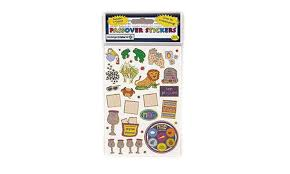 passover stickers rite lite typp 14353 passover stickers pack of 12 groupon