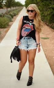 20 style tips on how to wear high waisted shorts gurl com
