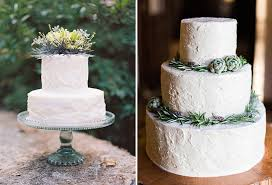 wedding cake greenery the wedding cake trends you need to about bridalpulse