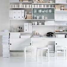 Schreibtisch Grau G Stig Regalsystem Von String Im Wohndesign Shop