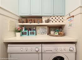 Storage Ideas For Laundry Rooms by How To Completely Organize Your Laundry Room In Three Easy Steps